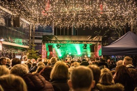Herner Weihnachtsmarkt 2018