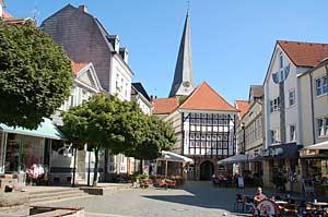 Die Hattinger Altstadt