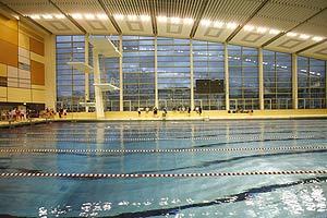 Hallenbad 50m becken nrw schwimmbad und saunen for Schwimmbad mulheim an der ruhr