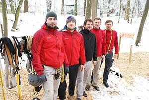 Kletterausrüstung Ruhrgebiet : Hochseilgärten und klettergärten im ruhrgebiet
