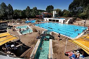 Schwimmbad Rheinberg freibad bleichstein