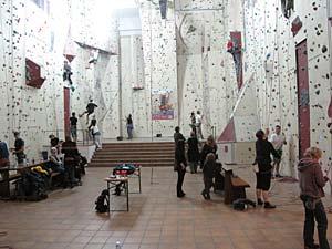 Kletterausrüstung Ruhrgebiet : Klettern im ruhrgebiet