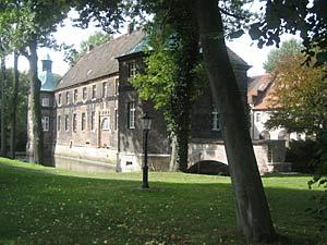 Wasserschloss Bladenhorst