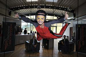 Indoor Skydiving Bottrop