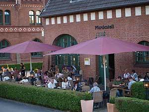 Biergarten Im Ruhrgebiet