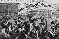 Rot Weiss Essen Deutscher Meister 1955