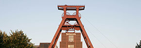 Zeche Zollverein im Essener Norden