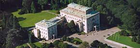Die Villa H�gel in Essen-Bredeney