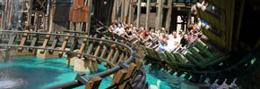 Achterbahn Colorado Adventure im Phantasialand