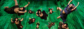 Tarzan im Metronom Theater Oberhausen, Foto: Stage Entertainment