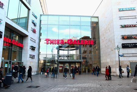 Die Thier Galerie Dortmund
