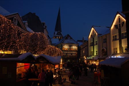45 Nostalgischer Weihnachtsmarkt In Hattingen