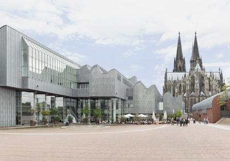 Das Museum Ludwig Köln