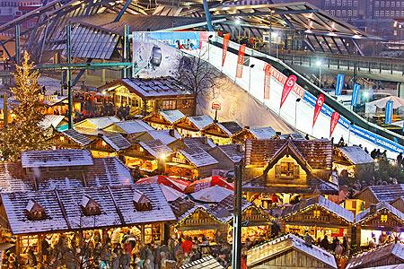 Weihnachtsmarkt Nrw Termine.Weihnachtsmarkt Am Centro Oberhausen 2018