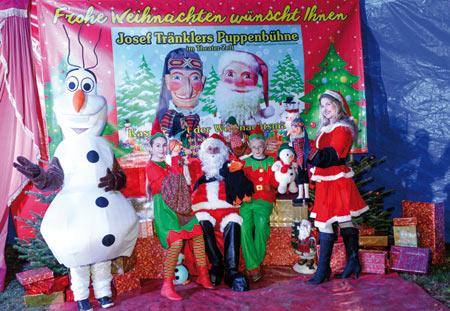 Josef Tränklers Puppenbühne: 2. Weihnachtskasper