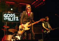 Gods Of Blitz - Greetings From Flashbackville