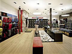 new concept 9a6b1 736b3 Mammut-Store-Eröffnung: 1 Nacht im Bergwerk