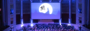 E.T. live in The Best of John Williams - Tour 2017