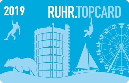 Ruhrtop Karte.Ruhr Topcard 2019