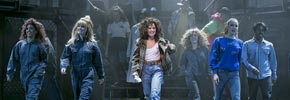 Die Bühnenshow des Musicals Flashdance, Foto: 2Entertain
