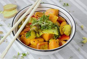 Vegetarische kuche nrw